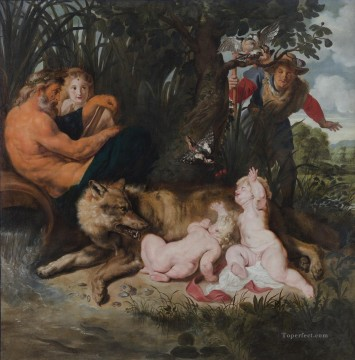 Romulus and Remus Peter Paul Rubens Oil Paintings